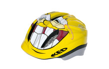 KED Meggy Originals Casque Enfant jaune